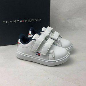 Tommy Hilfiger Toddler Kid's Iconic Court Alt Shoe